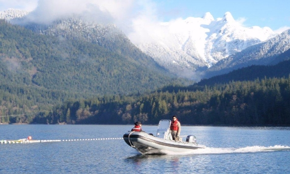 Vancouver Inflatable Boats, Inflatable Boat Accessories & Commercial