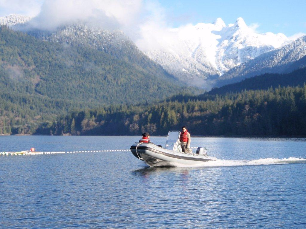 Vancouver Inflatable Boats Gallery, Inflatable Boat
