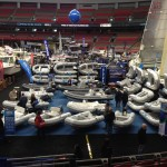 2013 Vancouver International Boat Show - Kits Inflatables - AB Display 3