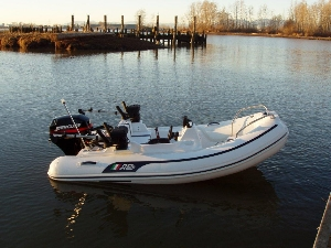 Vancouver Inflatable Boats, Inflatable Boat Accessories