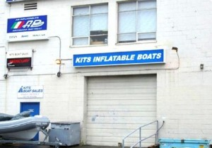 Inflatable Boat Services For Kitsilano, Vancouver, BC